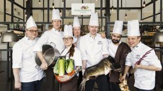 Team Sabis, Culinary Olympics.