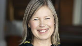 Helena Faxgård blir ny kommunikationschef på Scouterna. Foto: Anders J Larsson