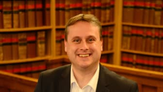 Professor Christopher Newman from Northumbria Law School