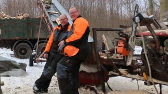 Med Jens og Henrik i skoven, del 4