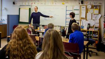 För nya lärare kan en mentor vara avgörande
