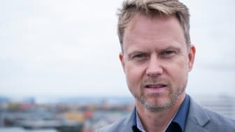 Karl Fredrik Lund, leder for Telia Privat