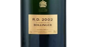 Bollinger R.D. 2002 lanseras på magnum