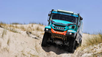 Team PETRONAS De Rooy IVECO  - Dakar 2019