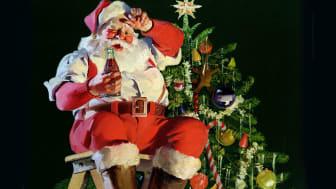 Coca-Cola Joulupukki vuodelta 1935