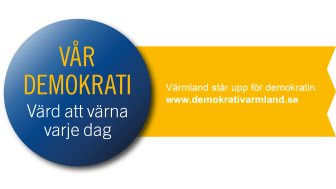 Pressinbjudan: Demokratispanare öppnar Demokrativeckan i Värmland!