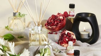 Moments of Nature – ny home fragrance-serie i fyra nya dofter!