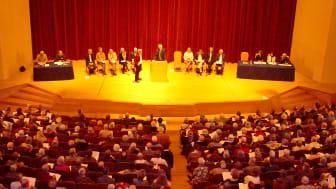 Generalversammlung der Allgemeinen Anthroposophischen Gesellschaft am 13. April 2019 (Foto: Sebastian Jüngel)