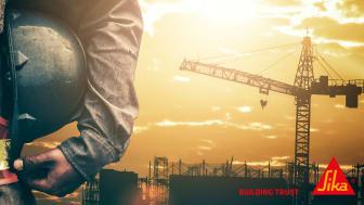SIka Sverige - En självklar partner vid bygg- och infrastrukturprojekt.