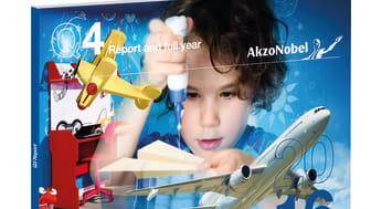 AkzoNobel redovisar rekordår för 2016