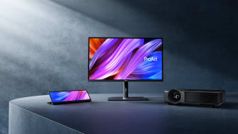 ASUS Expands ProArt with new OLED Monitors and Projectors