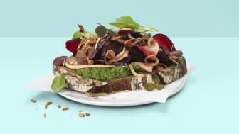 Gräshoppor och myror i framtidens lunchlåda – men brödet är huvudingrediensen