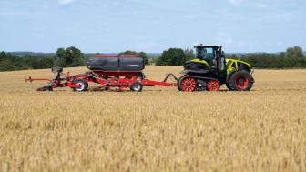Tractors with crawler tracks – AXION 900 TERRA TRAC