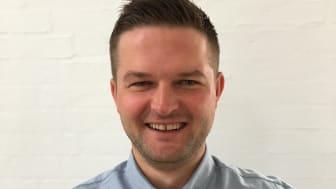 Martin Brink er driftschef i FødevareBankens nye afdeling i Kolding. Han går nu igang med at finde lokaler, maddonorer og frivillige i Region Syddanmark.
