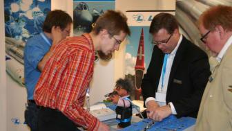 Framtidstro präglade nya ELEKTRONIK 2011