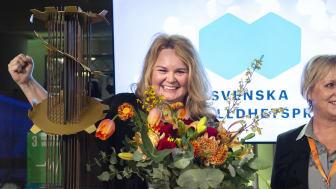 SVT Sport vinner Svenska Jämställdhetspriset 2020