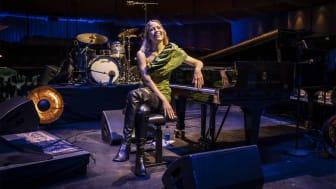Gävle Konserthus presenterar: Frida Hyvönen & en flygel