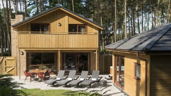 Four Bedroom Exclusive Lodge