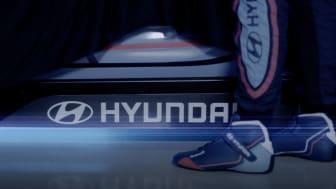 Hyundai Motorsport blir elektrisk. Foto: Hyundai