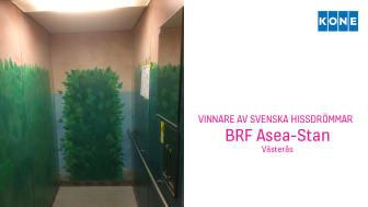 Sveriges värsta hiss finns i Västerås