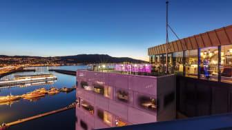 Clarion Hotel Trondheim er et av de mange hotellene hvor kunder kan bestille sitt neste møte digitalt.