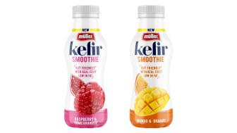 Müller brings taste to Kefir category