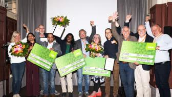 Vinnarna i Regionfinal Syd för Venture Cup STARTUP 2019