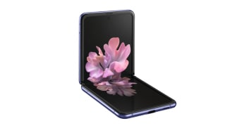sm_f700f_galaxy z flip_l30 table top_purple mirror_191224