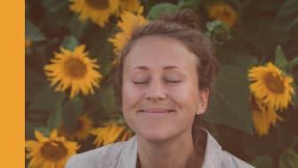 Framsidesbild Self Love av Louise Strömberg