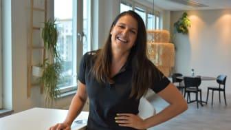 Catrin von Tiesenhausen, kultur- och kommunikationschef på Sigma Industry East North