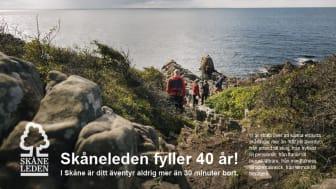 Under 2018 invigs nya etapper på Skåneleden i Lomma kommun samt Hässleholm kommun. Samtidigt påbörjar Kristianstad kommun arbetet med ny Skåneled, 14 mil, genom Vattenriket.