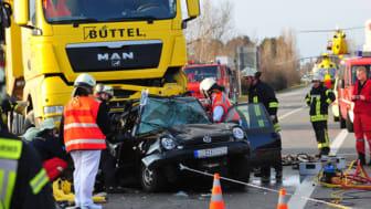 Versicherer starten automatisches Notruf-System für Autos