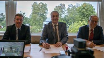 Ragn-Sells och Gelsenwasser fördjupar partnerskap för utvinning av fosfor från avloppsslam
