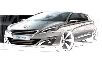 Nya Peugeot 308, utvecklad för största möjliga körglädje