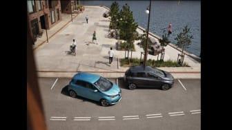 Renault ZOE är den mest sålda elbilen i Europa