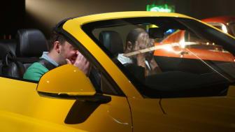 Blind date i en Mustang 2