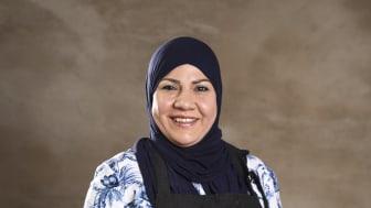 Lamiaa från Irak