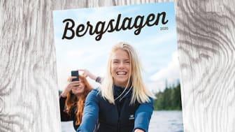 Omslaget till årets turistbroschyr från Destination Bergslagen.