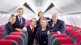 Norwegian short haul crew