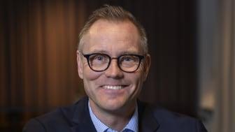 Fredrik Johanson ny ordförande för Byggmaterialhandlarna