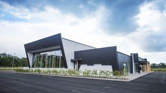 Pilotanläggningen kommer att inrymmas i Wargön Innovations test- och demoanläggning som invigs i augusti på Wargöns Innovations- och Industripark, Vänersborgs kommun.