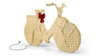Monark lanserade nyligen Elcykelstudion, där man själv kan designa och beställa elcykel online. Blir elcykeln årets julklapp? Foto: Monark