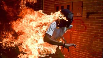 © Ronaldo Schemidt, Venezuela Crisis, Agence France-Presse