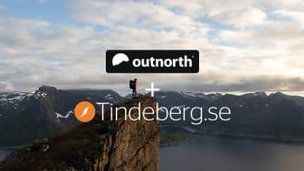 De två svenska outdoorbutikerna går samman och Outnorth blir nu ännu större.