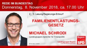 Michael Schrodi in der aktuell Bundestagsdebatte
