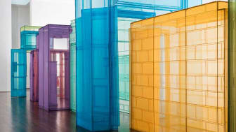 Do Ho Suh, Passage/s, 2017. Courtesy the artist, Lehmann Maupin, New York/Hong Kong, and Victoria Miro, London