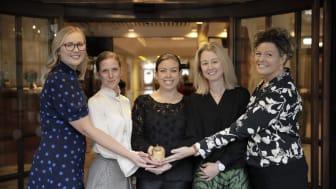 Vinnare av Guldäpplet 2020: Lärare som utvecklar och förnyar undervisningen med nytänkande och digitala arbetsformer