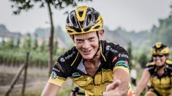 Falck stöttar Team Rynkebys cykling till förmån för Barncancerfonden