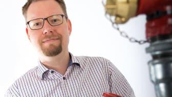 Robert Johansson, Presto Brandsäkerhet AB
