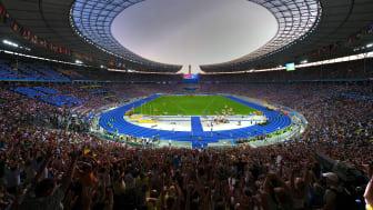 Berlin: athletics ©Berlin 2018 Leichtathletik-EM  F: Tilo Wiedensohler